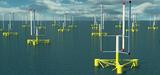 Bientôt des éoliennes flottantes en Méditerranée