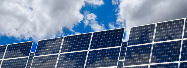 La réduction de la pollution particulaire impacterait la production photovoltaïque européenne