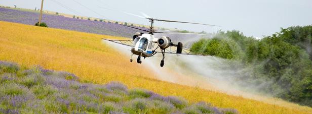 L'interdiction de l'épandage aérien des pesticides, pas franchement pour maintenant
