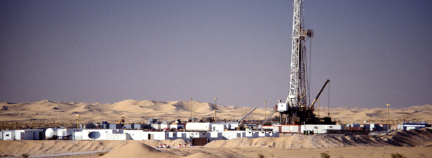 """L'Algérie explore """"avec succès"""" son gaz de schiste"""