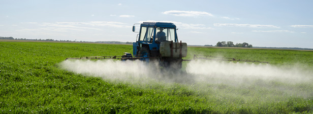 Ecophyto : report de l'objectif de réduction de 50% de l'usage des pesticides à 2025