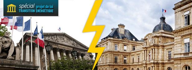 Loi de transition énergétique : échec des négociations entre sénateurs et députés