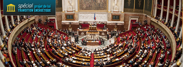 Transition énergétique : les députés adoptent les grands objectifs sans opposition