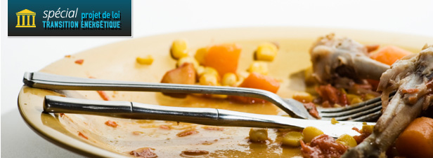 Les députés concrétisent la lutte contre le gaspillage alimentaire