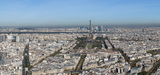 Pollution de l'air réduite en 2014 à Paris grâce à une météo favorable