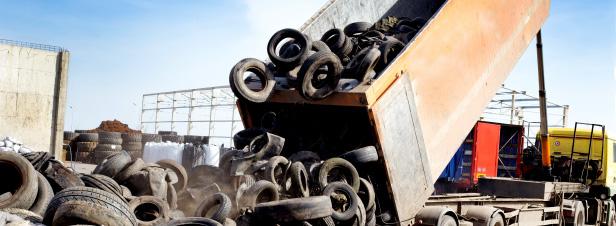 Déchets de pneumatiques : un décret refond la filière de responsabilité élargie du producteur