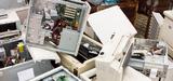 L'Europe recycle peu ses déchets électroniques