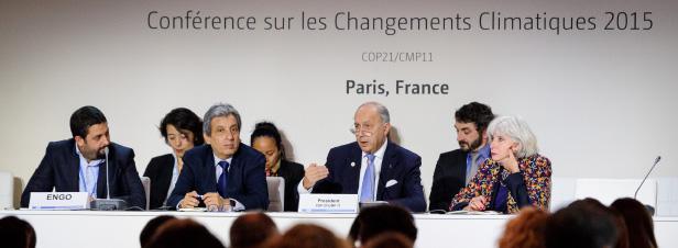 COP 21 : un premier projet de texte pour accélérer les négociations