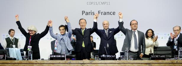 La majeure partie des observateurs saluent un accord universel sur le climat