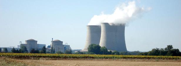 Nucléaire : l'accident de Saint-Laurent-des-Eaux à l'origine de rejets de plutonium dans la Loire