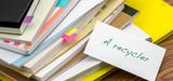 Tri du papier : plus de précisions sur les entreprises assujetties