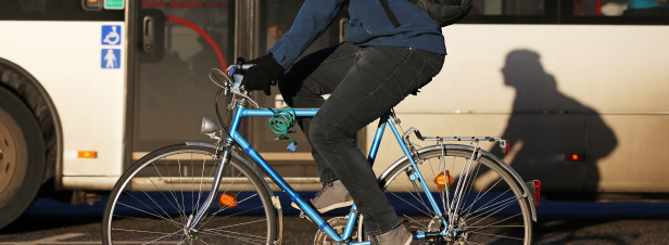 Le bilan socio-économique des politiques en faveur du vélo est positif