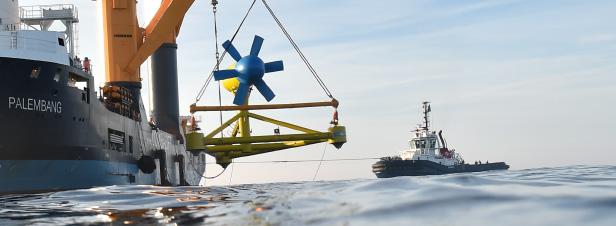 Energies marines: le marché accélère