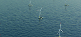 Eolien flottant: Eolfi et Eolmed sélectionnés pour développer des fermes pilotes