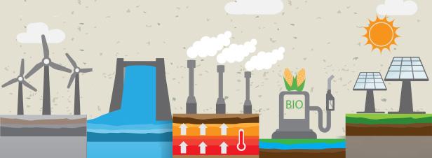 Renouvelables : le ministère de l'Environnement reconnait un développement insuffisant
