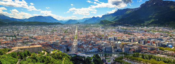 Air : Grenoble mise sur la restriction de circulation lors des pics de pollution