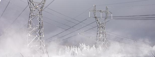 Consommation électrique: RTE place l'hiver 2016-2017 sous haute vigilance