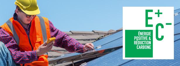 Bâtiments à énergie positive et bas carbone : coup d'envoi de l'expérimentation