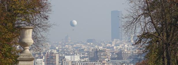 Pollution de l'air : l'épisode pourrait se poursuivre la semaine prochaine