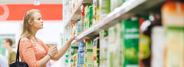 """Les Français consomment des produits """"verts"""" pour des raisons écologiques"""
