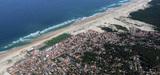 Le littoral sableux aquitain devrait reculer de 50 m d'ici 2050