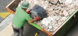 Le Conseil constitutionnel valide l'obligation de reprise des déchets du bâtiment