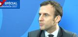 Emmanuel Macron lève le voile sur son programme environnement