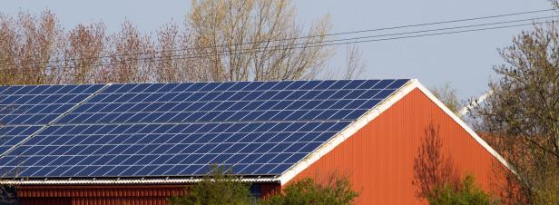 La loi encadrant l'autoconsommation d'électricité renouvelable entre en vigueur