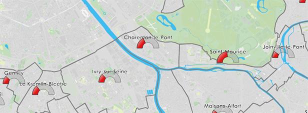 Grand Paris : une nouvelle carte du bruit pour accompagner la métropole
