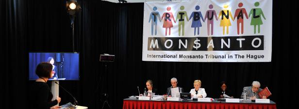 Monsanto viole de nombreux droits humains, conclut un tribunal international citoyen