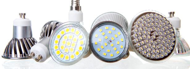L'Ademe recommande l'éclairage LED pour la plupart des usages