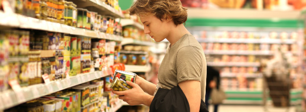 Nanos dans les aliments : le Gouvernement bégaie sur l'obligation d'étiquetage