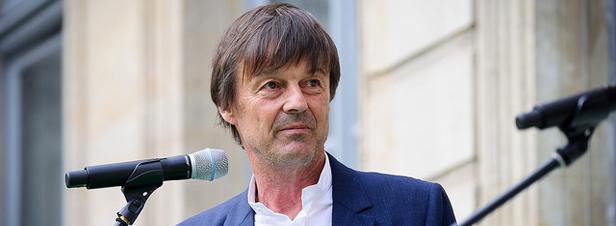 Nicolas Hulot se voit doté d'un large spectre de compétences ministérielles