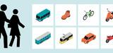 Airparif lance un calculateur d'émissions polluantes en fonction du mode de transport