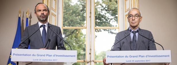 Edouard Philippe annonce 20 milliards pour accélérer la transition écologique