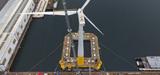 Feu vert pour la première éolienne flottante française