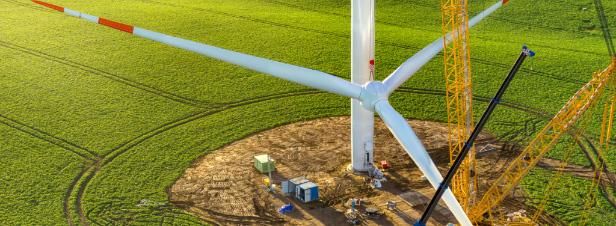 Simplification de l'éolien : Sébastien Lecornu optimiste sur la fiscalité et le repowering