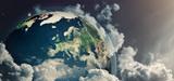 Deux fois trop de carbone dans l'atmosphère selon un rapport de l'ONU Environnement