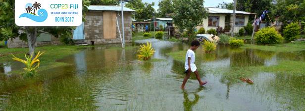 La COP 23 face à l'inexorable réalité du changement climatique