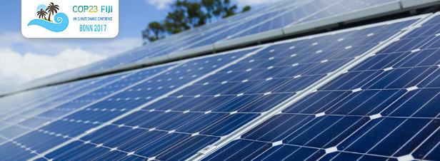 L'Alliance solaire internationale sera opérationnelle en décembre