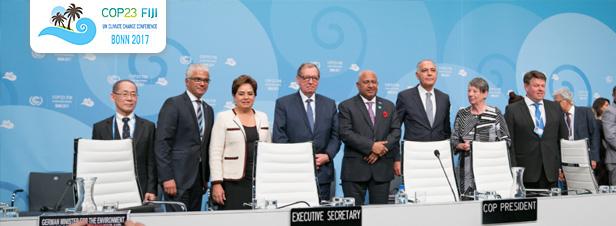 COP 23 : les principales avancées