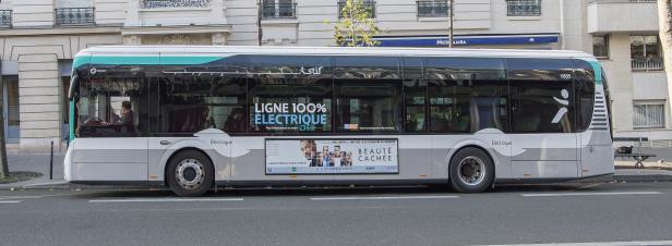 Ile-de-France : la RATP lance son appel d'offres pour l'achat de 1.000 bus électriques
