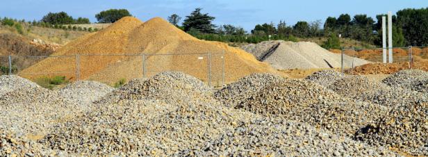 Le ministère de l'Economie suspend un permis de recherche de granulats en Vendée