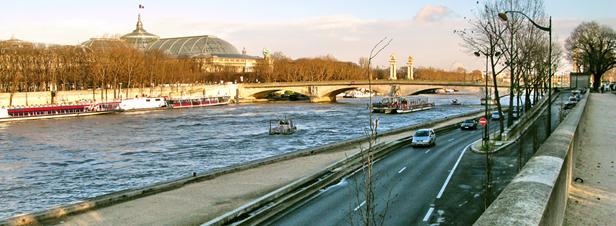 Annulation de la piétonisation des voies sur berges à Paris