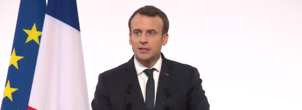 Méthanisation, bio : les annonces de Macron avant l'ouverture du salon de l'agriculture