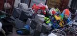 Les déchets électroniques se cachent pour voyager
