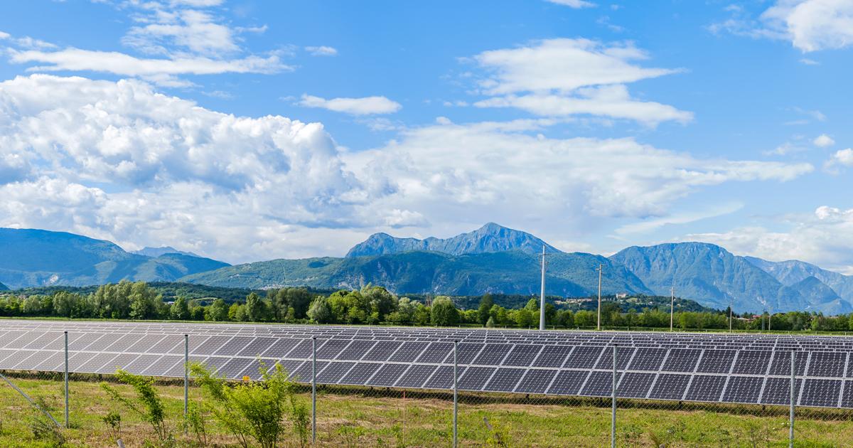 Transition énergétique: inscrire les renouvelables dans le paysage pour éviter l'opposition