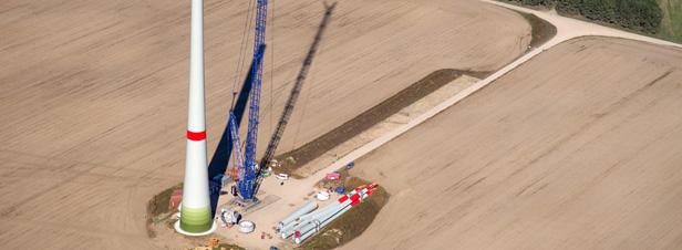 Appels d'offres éolien : moins de 300 MW de projets lauréats pour la deuxième vague