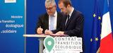 Cinq territoires signent les premiers contrats de transition écologique