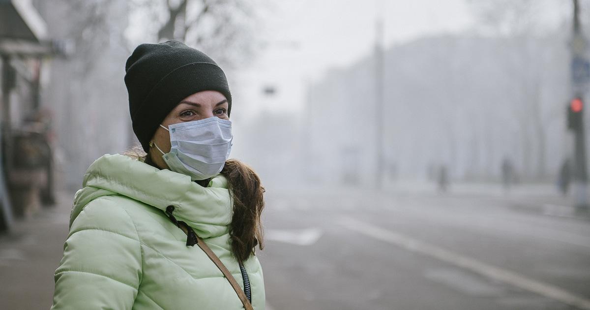 masque anti pollution prime